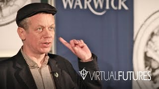 Imaginary Futures | Dr. Richard Barbrook | Virtual Futures 2011