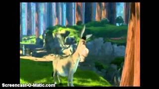 Donkey from Shrek, Dominic the Italian Christmas Donkey