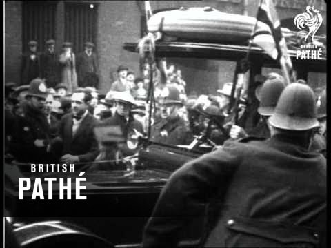 Lloyd George In Newcastle Aka Mr Lloyd George's Visit To Newcastle (1922)