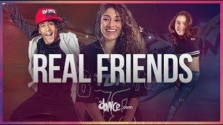 Baixar Real Friends Camila Cabello ft. Swae Lee | FitDance Teen & Kids (Coreografía) Dance Video