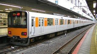 東武池袋駅1番線クラシック発車メロディ(50000系準急川越市行き)