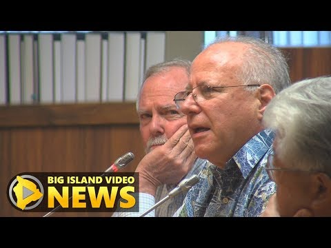 State Lawmakers Address Hawaii County Council (Nov. 1, 2017)