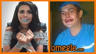 DUCT TAPE PRANK ON OMEGLE