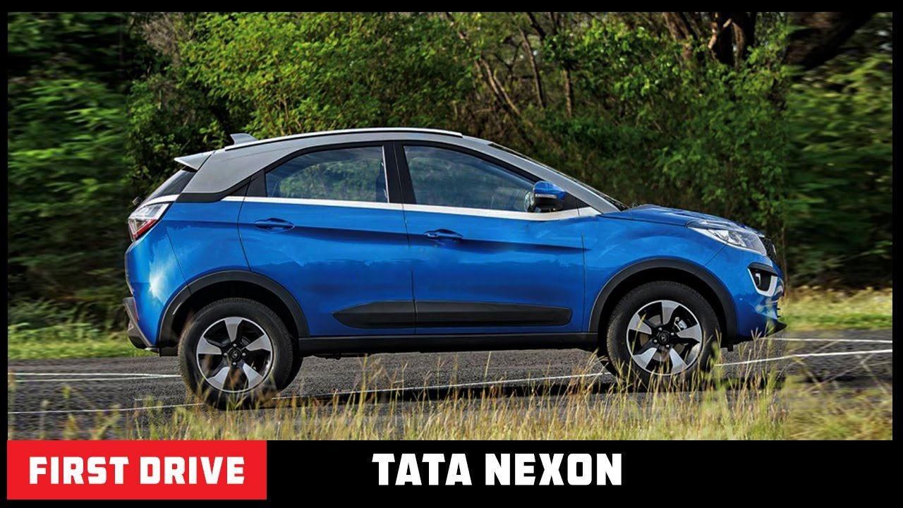 Tata Nexon Compact Suv Specification Photos Launch Date In