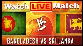 🔴 Bangladesh VS Sri Lanka Live Match   Asia Cup 2018