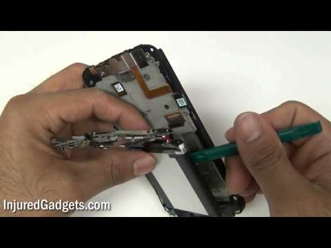 HTC Evo 4G LTE Touch Screen Glass Digitizer & LCD Display Repair Replacement Guide