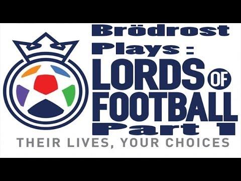 Brödrost plays: Lords of Football  