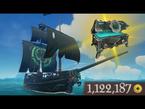 Sea of Thieves - The Legendary Athena's Grind!