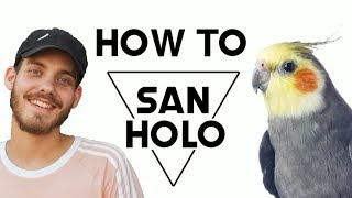 HOW TO SAN HOLO