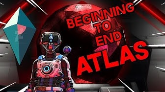 The Atlas Path Beginning to End -- No Man's Sky Beyond