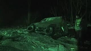 Утопление и спасение УАЗа off-road 4x4