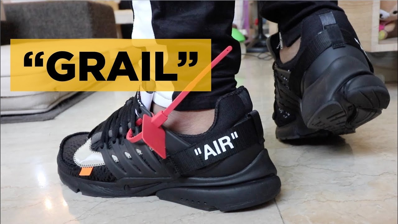 700faface78a SNEAKER OF THE YEAR CONTENDER  NIKE AIR PRESTO