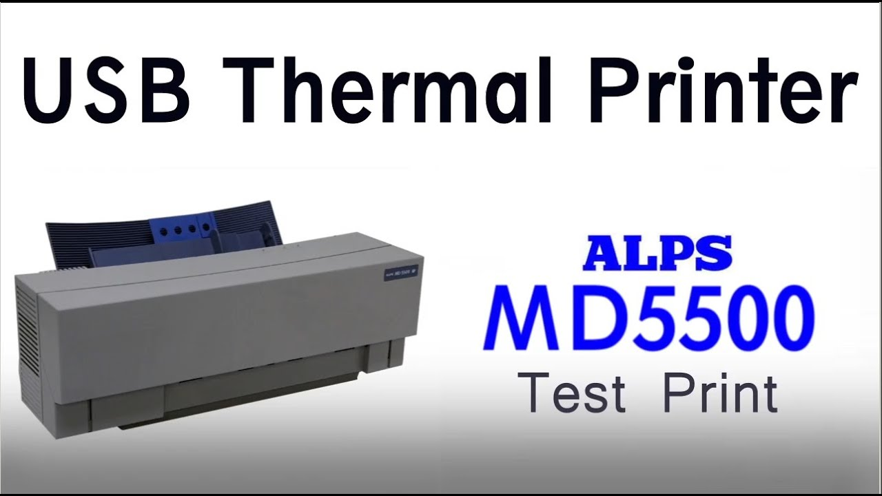 Alps Electric MD- 1000 Driver FREE