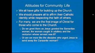 Fundamental Tasks of Catechesis