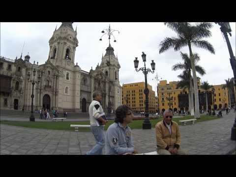 De los viajes de exploración y la fundación de Lima
