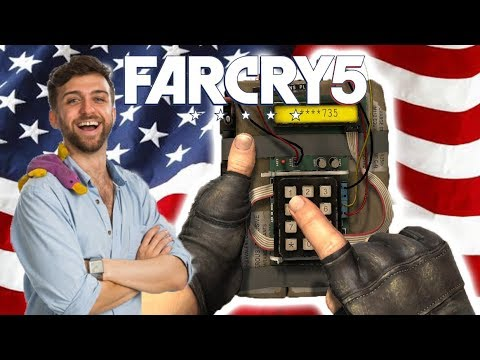💣 VERY SERIOUS TIPS ON HOW TO USE C4 💣- Far Cry 5 Gameplay