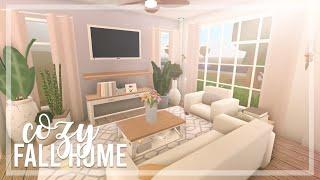 Bloxburg | Cozy Fall Home 🍂