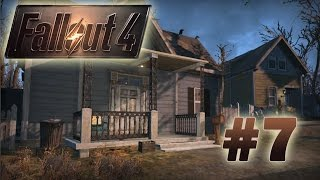 Fallout 4 Прохождение #7 - Медфордская больница