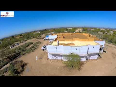 Foam Roofing In Phoenix ~ RENCO Roofing, Phoenix ~ Arizona Roofing Company