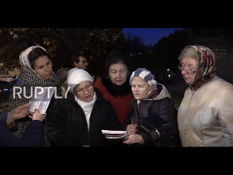 Russia: 'Scandalous' film 'Matilda' met with prayers and protests in St. Petersburg