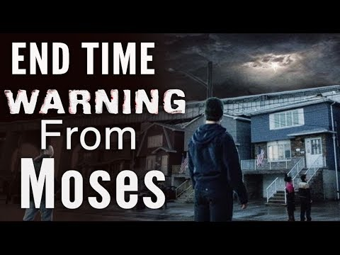JESUS in The Moses Story! (END-TIME WARNING REVEALED)