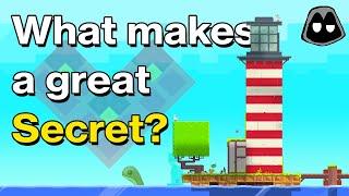What Makes a Gręat Secret?