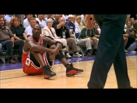 Michael Jordan I Believe I Can Fly HD1080p  AndreyKA22