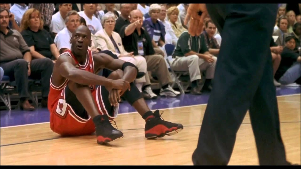 """Michael Jordan """"I Believe I Can Fly"""" HD(1080p) by AndreyKA_22 - YouTube"""