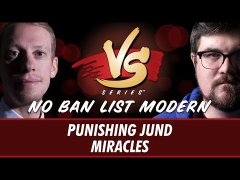 4/18/18 - Todd Stevens VS. Brad Nelson: Punishing Jund vs Miracles [No Ban List Modern]