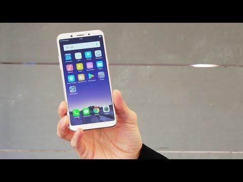 Быстрый обзор   новый смартфон Oppo F5