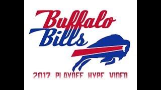 Buffalo Bills 2017 Playoff Hype: Seventeen
