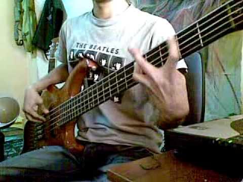 Arjuna - Dewa19 (Bass cover version)