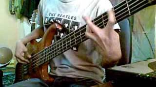 Arjuna - Dewa19 (Bass cover version)
