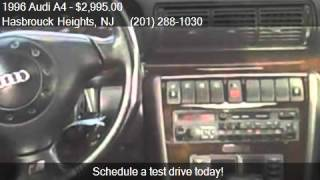1996 audi a4 quattro 2 8 for sale in hasbrouck heights nj 0
