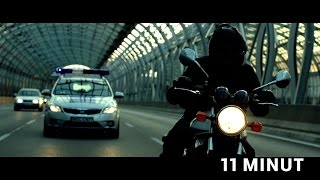 Piotr Głowacki o thrillerze 11 MINUT