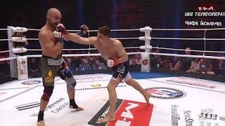 Валерий Мясников vs Михаил Рагозин highlights, M-1 Challenge 94