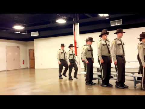 West Virginia Regional Jail Authority Graduation (121st Class)