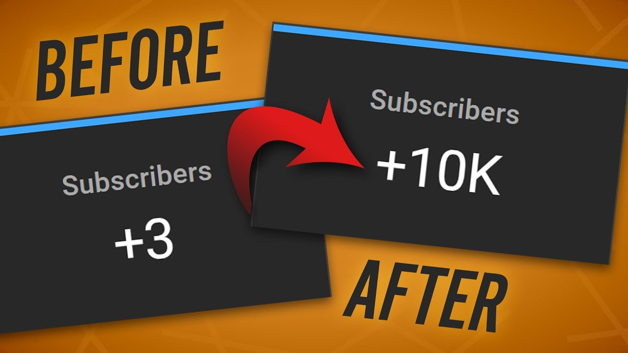 5 PROVEN Ways To Get MORE Subscribers