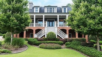 Remarkable Peninsula Estate in Peachtree City, Georgia