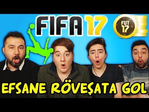 10 GOL CHALLENGE! | EKİPLE FIFA 17 FUTDRAFT