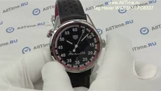 Обзор швейцарских механических наручных часов TAG Heuer WAR2A11.FC6337