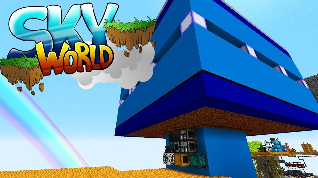 Server Stürzt Ab Mobfarm Zu Krass Minecraft SKY WORLD YouTube - Pc sturzt beim minecraft spielen ab