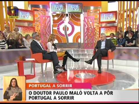 Você na TV - Portugal a Sorrir - Marina Silva