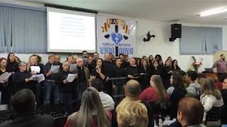 Coral Igreja Batista Fonte Santo é o Senhor
