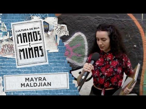 Discoteca Básica: Mayra Maldjian