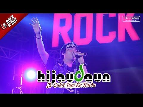 [NEW] Hijau Daun - Sakit Tapi Ku Rindu | Live Konser Apache ROCK N DUT | MATARAM 28 Oktober 2017
