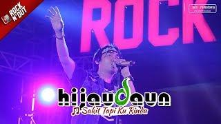 [NEW] Hijau Daun - Sakit Tapi Ku Rindu   Live Konser Apache ROCK N DUT   MATARAM 28 Oktober 2017