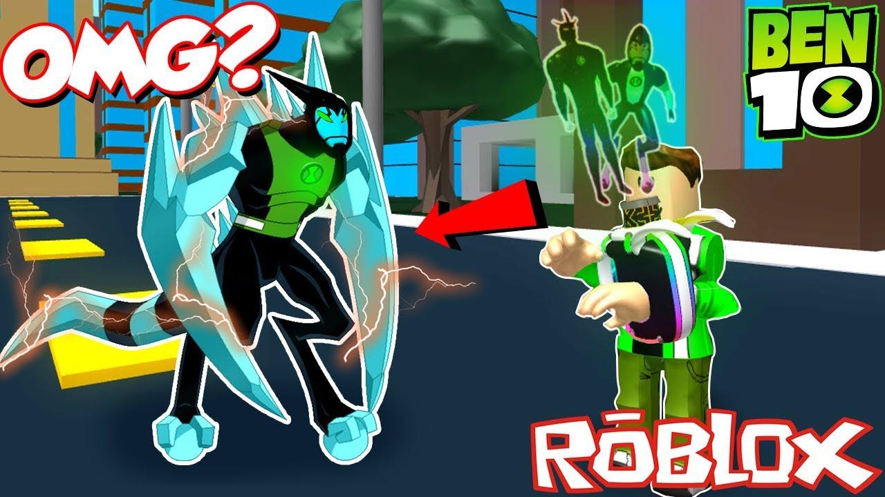 *Epic* New OMNITRIX Random Alien GLITCH!? (Ben 10 Arrival ...