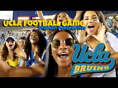 UCLA Football Game | Student Perspective