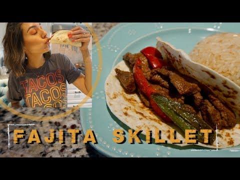 "Beef Fajita ""Skillet""?! | 15 Minute Meal"